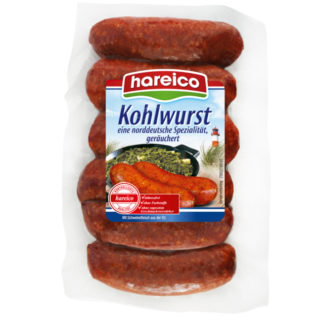 hareico Kohlwurst