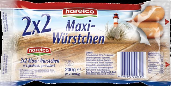 hareico Maxi-Würstchen
