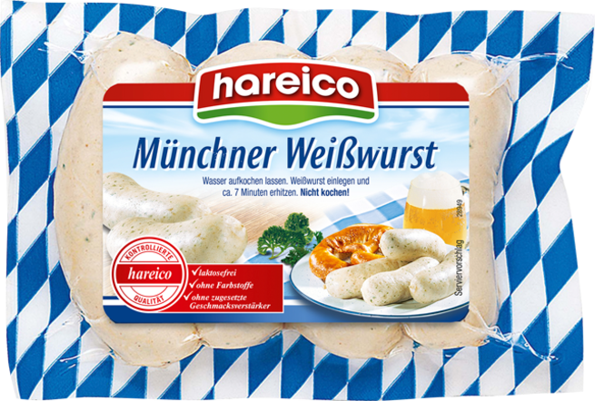 hareico Münchener Weißwurst