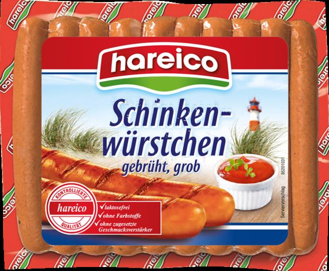 hareico Schinkenwürstchen