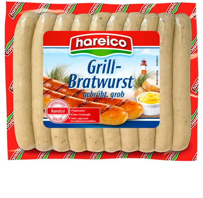 hareico Grillbratwurst