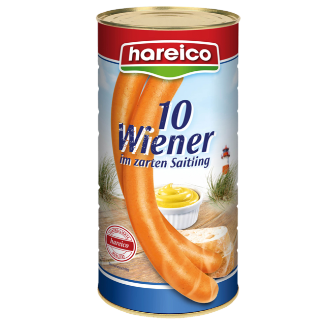 hareico Wiener Würstchen