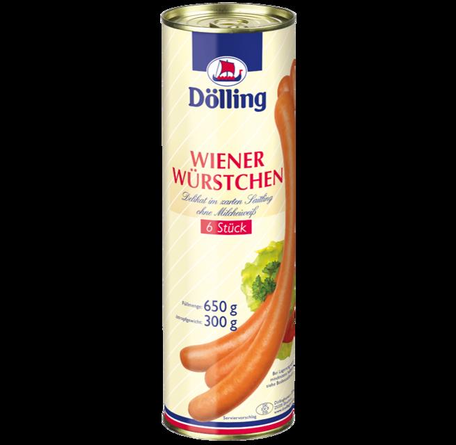 Dölling Wiener Würstchen im Saitling